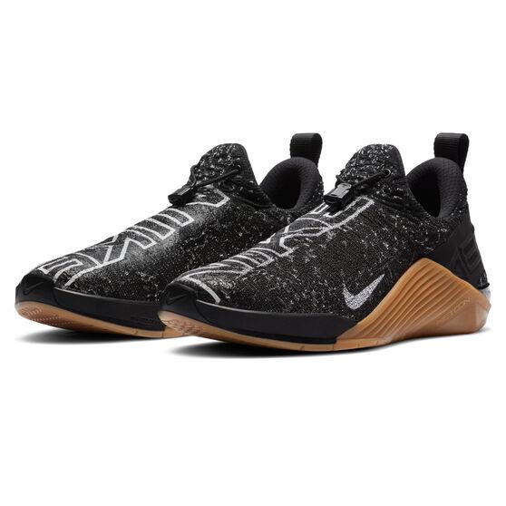 Nike React Metcon Mens Training Shoes, Black/White, rebel_hi-res
