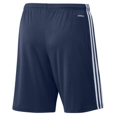 Adidas Mens Squadra 21 Shorts Navy XS, Navy, rebel_hi-res
