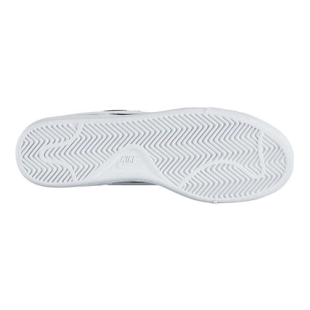 promo code 56304 d59e3 Nike Court Royale Suede Mens Casual Shoes Black  White US 7, Black  White