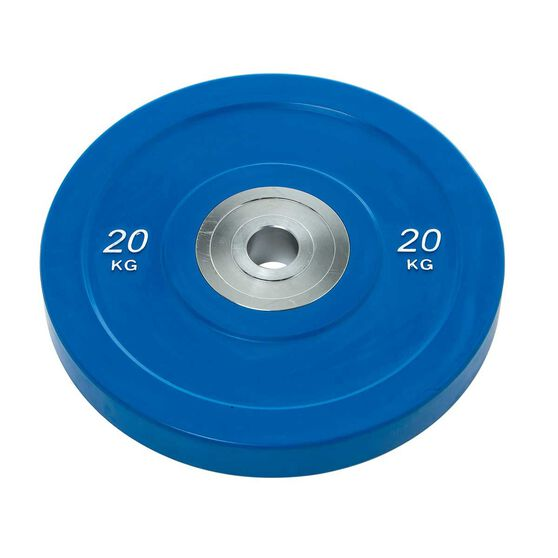 Celsius 20kg Bumper Plate, , rebel_hi-res