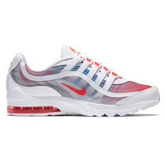 Nike Air Max VG-R Womens Casual Shoes White/Crimson US 5, White/Crimson, rebel_hi-res