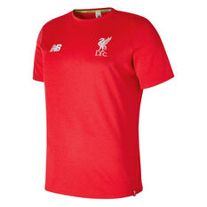 Liverpool FC 2018 / 19 Mens Elite Tee, , rebel_hi-res