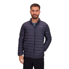 Macpac Mens Uber Light Down Jacket Blue S, Blue, rebel_hi-res