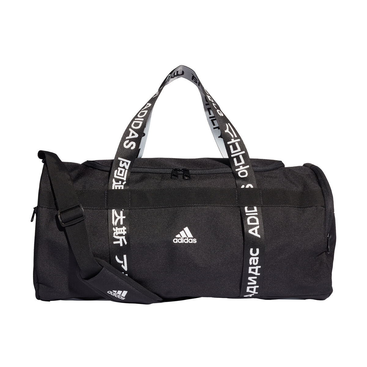 adidas Football Team Bag BC MEDIUM BLACK RUGBY BAGS