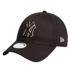 New York Yankees 2019 Womens New Era 9FORTY Cap, , rebel_hi-res