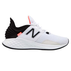 7e2d27ba83c8 Free Delivery Over  150. New Balance Fresh Foam Roav Womens Running Shoes  White   Black US 6