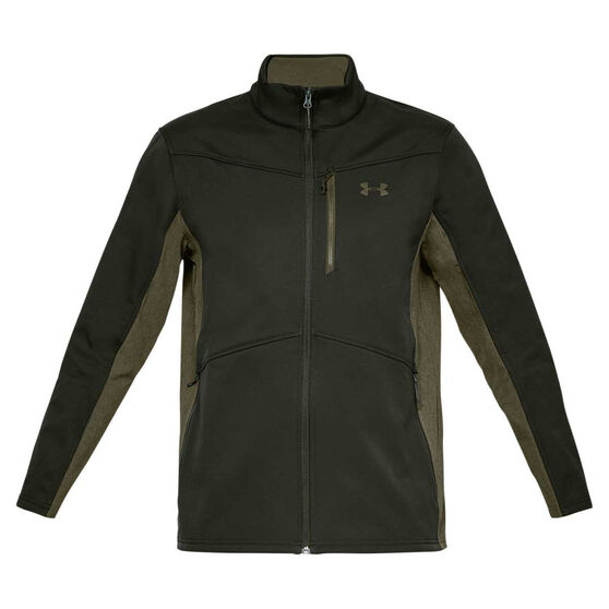 f5a65a454 Under Armour Mens FC Softshell Jacket