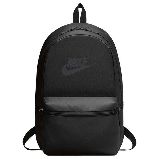 Nike Heritage Backpack Black, , rebel_hi-res