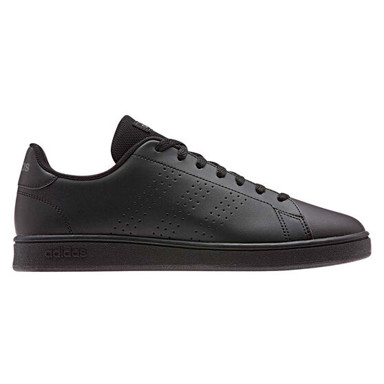 adidas Advantage Base Mens Casual Shoes, Black, rebel_hi-res