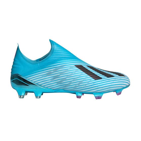 adidas X 19+ Football Boots Blue / Black US Mens 8 / Womens 9, Blue / Black, rebel_hi-res