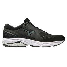 Mizuno Wave Ultima 11 Mens Running Shoes Black / White US 8.5, Black / White, rebel_hi-res