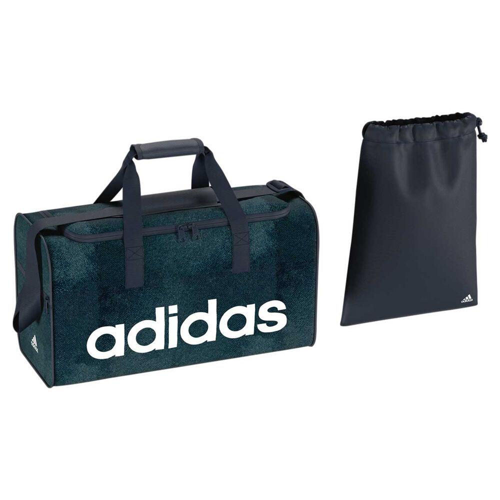 878ae9556ed1 adidas Linear Performance Small Duffel Bag