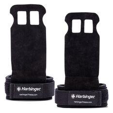 Harbinger Palm Grips Black S, Black, rebel_hi-res