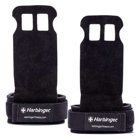 Harbinger Palm Grips, Black, rebel_hi-res