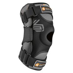 Shock Doctor 875 Ultra Knee Support Black M, Black, rebel_hi-res