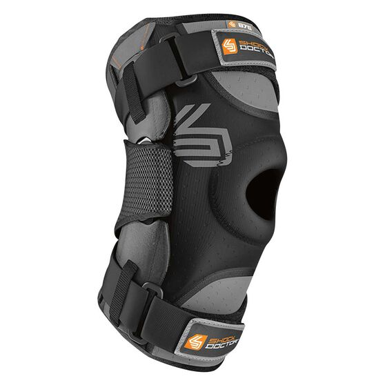 Shock Doctor 875 Ultra Knee Support, Black, rebel_hi-res