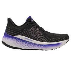 New Balance Fresh Foam X Vongo v5 Womens Running Shoes Black US 6, Black, rebel_hi-res