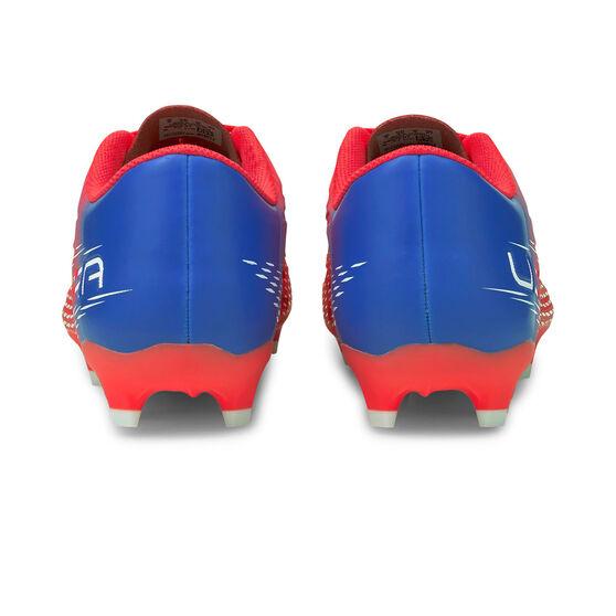 Puma Ultra 4.3 Football Boots, Red/Blue, rebel_hi-res
