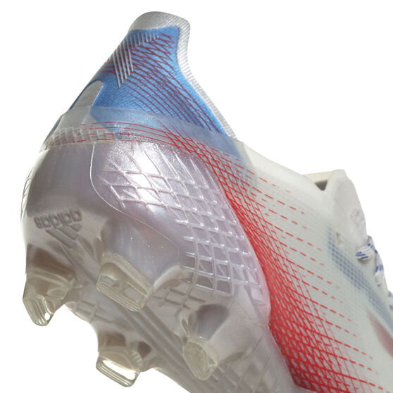 adidas X Ghosted .1 Football Boots, Silver, rebel_hi-res