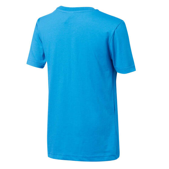 Adelaide Strikers 2019 Kids Graphic Tee Blue 14, Blue, rebel_hi-res