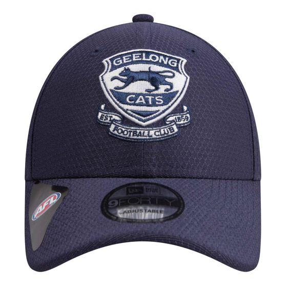 Geelong Cats New Era 9FORTY  Media Cap, , rebel_hi-res