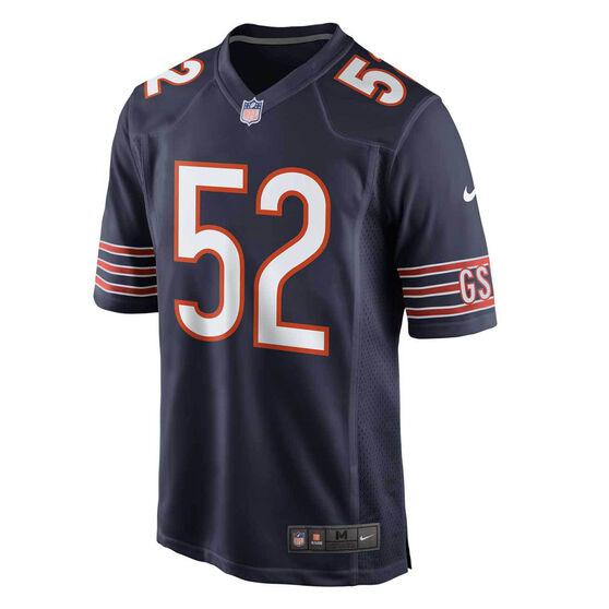 Chicago Bears Khalil Mack Jersey, Navy, rebel_hi-res