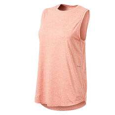 Ell & Voo Womens Sammie Muscle Workout Tank Pink XS, Pink, rebel_hi-res
