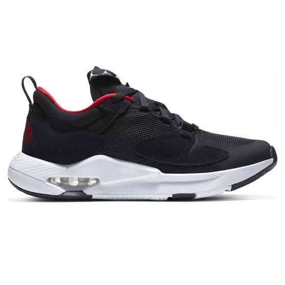 Jordan Air Cadence Mens Casual Shoes, Black/White, rebel_hi-res