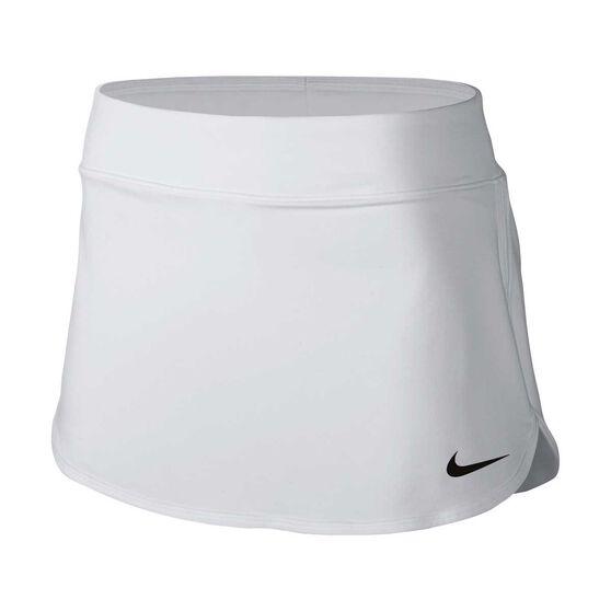 buy popular dce2e 9915a Nike Womens Pure Tennis Skirt White XL, White, rebel hi-res