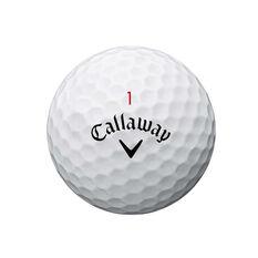 Callaway Chrome Soft X 12 Pack Golf Balls, , rebel_hi-res