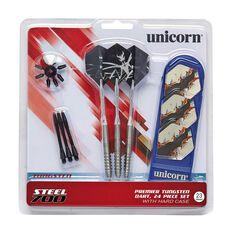 Unicorn S700 Steel Tip Dart Set 23g, , rebel_hi-res