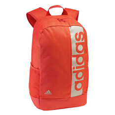 adidas Linear Performance Backpack Coral, , rebel_hi-res