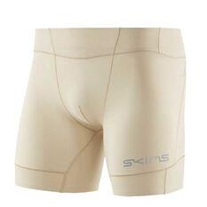 SKINS Mens DNAmic Ultimate Compression Shorts Neutral XS, Neutral, rebel_hi-res