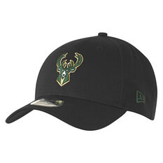 Milwaukee Bucks New Era 9FORTY Cap, , rebel_hi-res