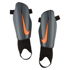 Nike Charge Football Shin Guards Grey / Black S, Grey / Black, rebel_hi-res