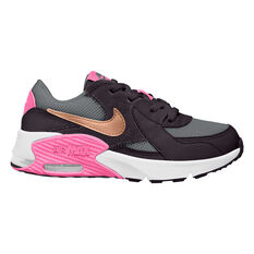 Nike Air Max Excee Kids Casual Shoes Black US 11, Black, rebel_hi-res