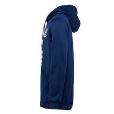 Geelong Cats 2020 Mens Tech Fleece Pullover Hoodie, Navy, rebel_hi-res
