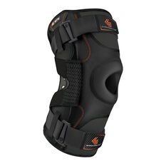 Shock Doctor 875 Ultra Knee Support Black M, Black, rebel_hi-res