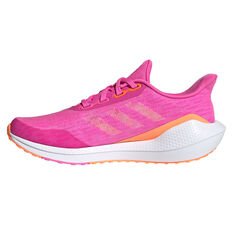 adidas EQ21 Run Kids Running Shoes Pink/White US 4, Pink/White, rebel_hi-res
