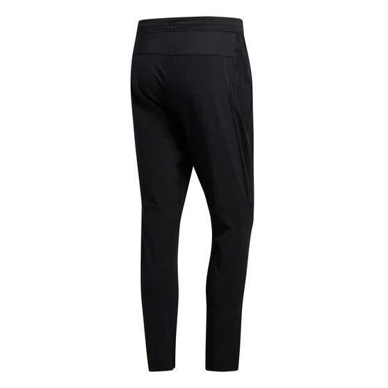adidas Mens AEROREADY 3-Stripes Track Pants, Black, rebel_hi-res