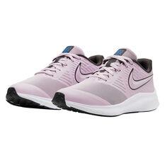Nike Star Runner 2 Kids Running Shoes Pink/White US 6, Pink/White, rebel_hi-res
