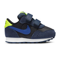 Nike MD Valiant Toddlers Shoes Blue US 4, Blue, rebel_hi-res