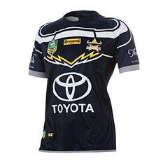North Queensland Cowboys 2018 Mens Home Jersey, , rebel_hi-res