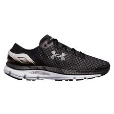 Under Armour Speedform Intake 2 Mens Running Shoes Black / Grey US 7, Black / Grey, rebel_hi-res