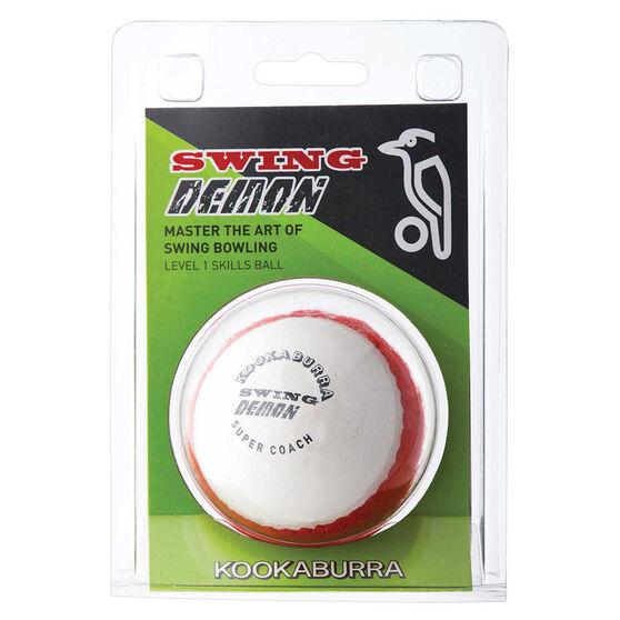 Kookaburra Swing Demon Cricket Ball, , rebel_hi-res
