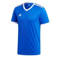 adidas Mens Squad Tabela 18 Jersey Tee, Blue, rebel_hi-res