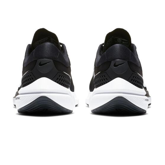 Nike Air Zoom Vomero 15 Womens Running Shoes, Black/White, rebel_hi-res
