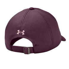 Under Armour Womens Project Rock Cap Purple OSFM, , rebel_hi-res