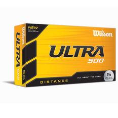 Wilson Ultra 500 Golf Balls, , rebel_hi-res