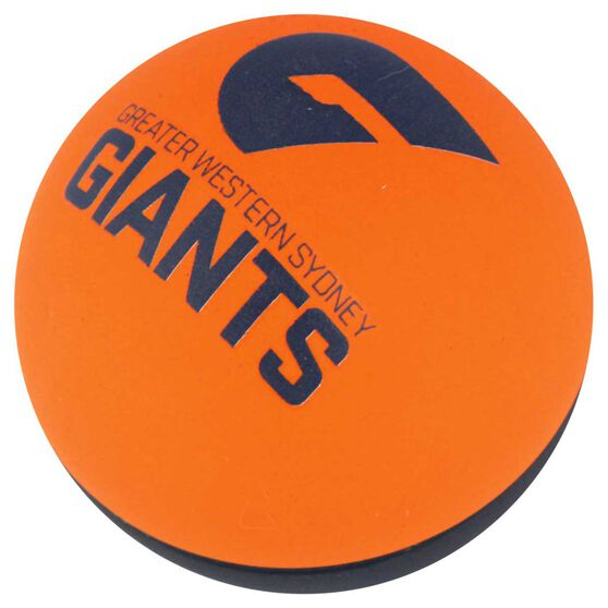 GWS Giants High Bounce Ball, , rebel_hi-res